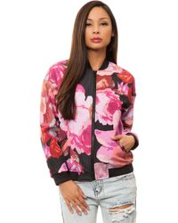 Cameo The Lift Off Bomber - Lyst