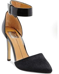 Dolce Vita Dv by Odetta Two-piece Pumps - Lyst