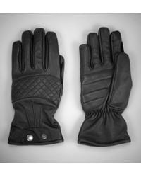 Belstaff - The Esses Gloves - Lyst