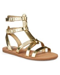 Circus By Sam Edelman Selma Saddle Sandals - Lyst