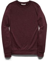 21men Classic Crew Neck Sweater - Lyst
