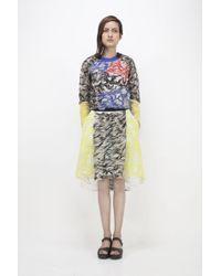 Morphe Wave Skirt - Lyst