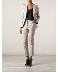 Dolce & Gabbana - Two Piece Trouser Suit - Lyst