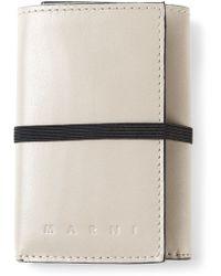 Marni Practical Card Holder - Lyst