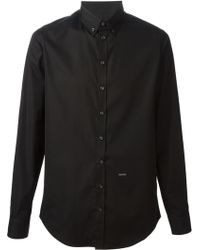 DSquared² Button-Down Collar Shirt - Lyst