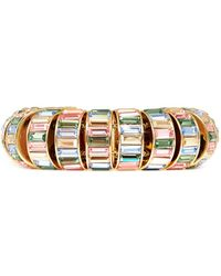 St. John - 'rondelle' Swarovski Crystal Bracelet - Lyst