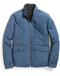 Tommy Hilfiger Light Weight Reversible Jacket - Lyst