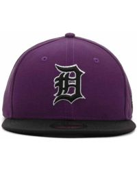 New Era Detroit Tigers 2tone 59fifty Cap - Lyst