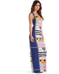 Mara Hoffman Tank Maxi Dress - Lyst