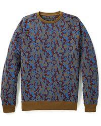 Marc By Marc Jacobs Splatter Sweatshirt - Lyst