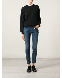 Dolce & Gabbana Skinny Trousers - Lyst