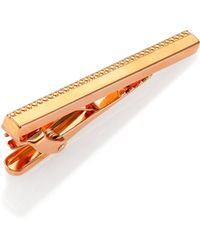 Tateossian 14ktgold Plated Tie Bar - Lyst