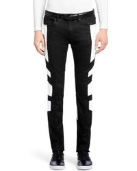 Hugo Slim-Fit Jeans ' 734' In Biker Style - Lyst