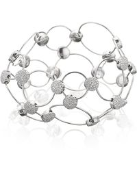 Georg Jensen - The Diamond Jubilee Regitze Bracelet - Lyst