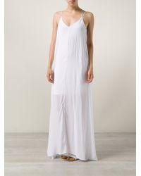 Bella Luxx - Trapeze Maxi Dress - Lyst