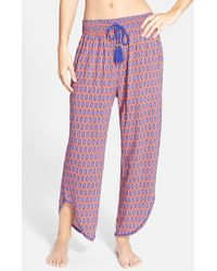 Bollydoll - 'night Awakens' Pajama Bottoms - Lyst