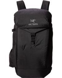 Arc'teryx Black Jericho Backpack - Lyst