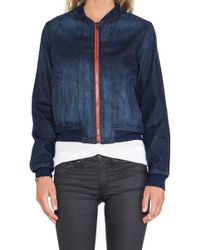 Rag & Bone The Bomber Jacket - Lyst
