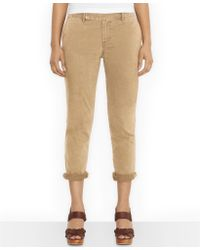 Levi's Juniors Skinny Chino Pants - Lyst