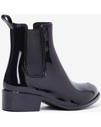 Nasty Gal Jeffrey Campbell Stormy Chelsea Rain Boot - Lyst