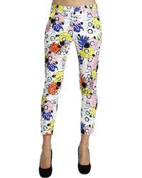 Pinko Trouser Woman - Lyst