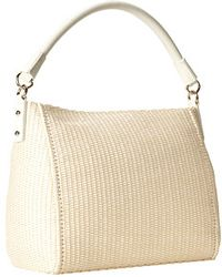 Kate Spade Cobble Hill Straw Little Curtis - Lyst