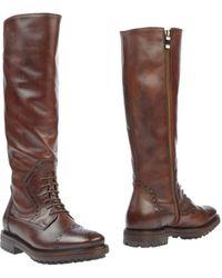 A. Bottega Boots - Lyst