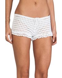 Lisa Maree - An Unknown Lover Shorts - Lyst
