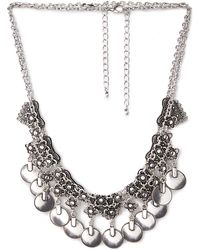 Forever 21 - Etched Chain Necklace Set - Lyst