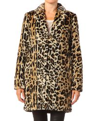 Pepe Jeans Mid Coat  Sessile - Lyst