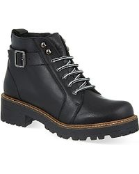 KG by Kurt Geiger Siberia Ankle Boots - For Women - Lyst