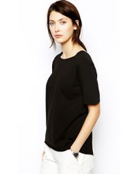 Cheap Monday Elastic Back Top - Lyst