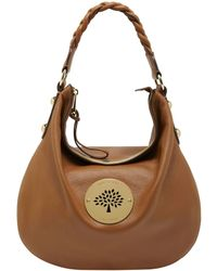 Mulberry Medium Daria Hobo - Lyst