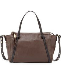Foley + Corinna Tight Rope Mini Satchel Bag - Lyst