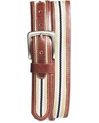 Jack Mason Brand - 'tailgate - Purdue Boilermakers' Belt - Lyst