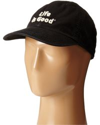 Life Is Good. - Bread & Butter Branded Chil Cap - Lyst