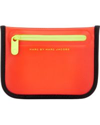 Marc By Marc Jacobs Luna Tarp Coin Pouch - Lyst