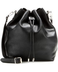 Proenza Schouler Large Leather Bucket Bag - Lyst