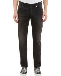 Alexander McQueen Fivepocket Slim Jeans - Lyst