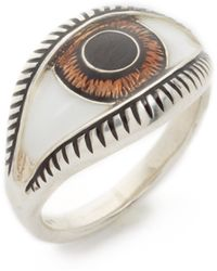 Nora Kogan - Eye Ring - Lyst