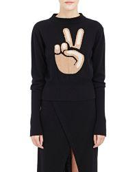 Ji Oh - Emoji Sweater - Lyst