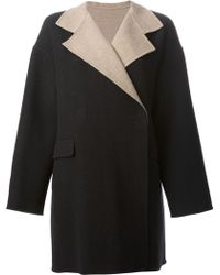 Etro Boxy Short Coat - Lyst