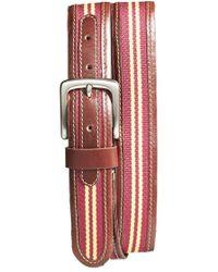 Jack Mason Brand - 'tailgate - Arizona State Sun Devils' Belt - Lyst