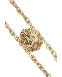 Nasty Gal Lion Low Body Chain - Lyst