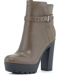 Pour La Victoire Emme Leather Boot - Lyst