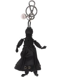 Prada Key Ring - Lyst