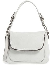 Phase 3 - Foldover Shoulder Bag - Lyst