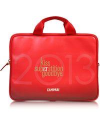Bric's - Campari Limited Edition 14 Laptop Case - Lyst