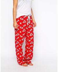 Cath Kidston | Holidays Billie Sleepwear Long Pj Bottom | Lyst