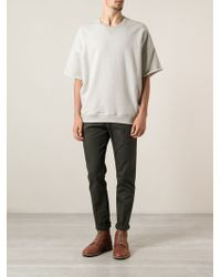 Dondup Slim Fit Chino Trousers - Lyst